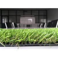 Wholesale Decorative Monofil PE Natural Looking Artificial Grass For Sideroad grass from china suppliers