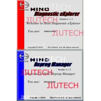 Wholesale Hino-Bowie Hino Diagnostic Explorer + Hino Reprog Manager V3.12 from china suppliers