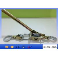 Wholesale Tightening Wire Rope A Series Hand Operate Ratchet With Drawing Wire Tool from china suppliers