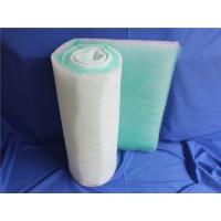 Wholesale High Dust Holding Capacity Fiberglass Filter Roll , Fiberglass Air Filter Material Roll from china suppliers