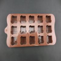 Wholesale OEM / ODM customed design silicone ice chocolate candy mould with various and lovely shapes from china suppliers