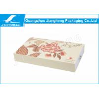 Wholesale EM Drawer Gift Boxes / Cosmetic Packaging Boxes LOGO Printing Matte Surface from china suppliers