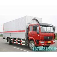 Wholesale HOWO 4x2 Cargo Truck from china suppliers