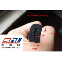 Wholesale Sponge EPDM Foam Rubber Seal Strip Anti -Ozone,Anti - Aging For Car , Vehicle from china suppliers