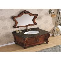 Wholesale Durable Classic Vanity Units Sanitaryware Cloackroom Floor Stand Funiture from china suppliers