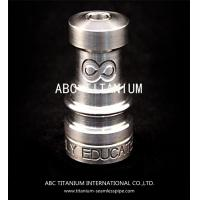 Wholesale wholesale nail supplies universal domeless titanium nail with GR2 14mm/18mm from china suppliers