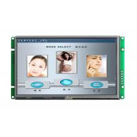 Wholesale CPU 1000cd / m2  TFT LCD Module with 16 bit colors 800 × RGB × 480 from china suppliers