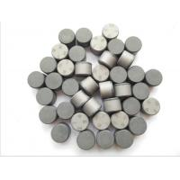 High Toughness PDC Cutters For Mining Drill Bits Corrosion Resistance