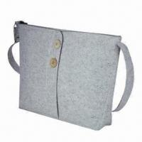 Wholesale Popular Felt Shopping Bag, Various Colors are Available, OEM/ODM Orders are Welcome from china suppliers