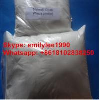 Wholesale Sex Enhancer Sildenafil Citrate Powder for male sex boosting testosterone and stronger muscles from china suppliers