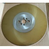 Quality DMo5 high speed steel HSS circular saw blade for tube and pipe cutting for sale