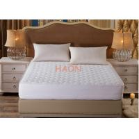 Wholesale Fitted Type Mattress Protector Cover Cotton Queen Size For Hotel from china suppliers