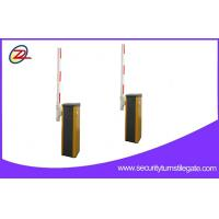 Quality Flexible Durable High Speed Vehicle Barrier Gate Parking For Highway Traffic for sale