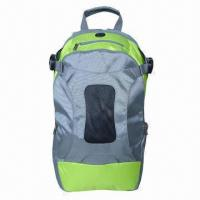Wholesale Sports Backpack, Front Mesh Compartment with Adjustable Buckle to Put Football or Others from china suppliers