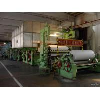 Wholesale Hot-sale Paper Machine and Writing Paper Making Line, Turn Key Project from china suppliers