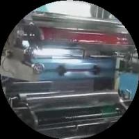 Quality Four Colors High Speed Flexographic Printing Machine To Printing Paper / Plastic Packing Bag for sale