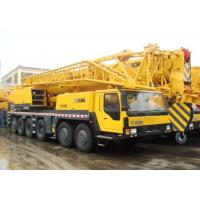 Wholesale Heavy 100 Ton Truck Crane Hydraulic Mobile Crane QY100k With Plug-In Boom Head from china suppliers