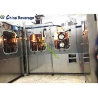 Wholesale Automatic Aseptic Cold Bottle Juice Bottling Machine , Juice Packing Machine from china suppliers