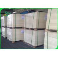 Wholesale Food Safety PE Coated Kraft Paper 30 - 350gsm White / Brown Color For Food Wrapping from china suppliers