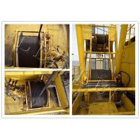 Quality Hydraulic Device Using Lebus Groove Drum For Towering And Mooring Winch for sale