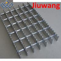 Wholesale GALVANISED STEEL SERRATED GRATING from china suppliers