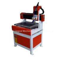 Wholesale 400*400mm CNC Metal Router with NcStudio Control from china suppliers