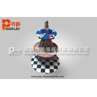 Wholesale Toy Retail Cupcake Display Stands , Recyclable Poitn Of Purchase Display from china suppliers