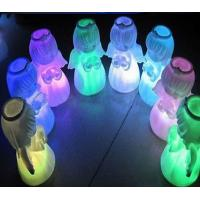 Wholesale Xmas Decoration Color Changing Angel Doll LED Night Light from china suppliers