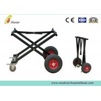 Wholesale Funeral Extensional Stainless Steel Church Trolley , Funeral Products from china suppliers