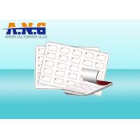 Wholesale Blank 13.56Mhz Passive Rfid Inlay Custom Plastic Sheet With IC Chip from china suppliers