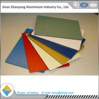 Quality RAL Color Coated Aluminium Alloy Sheet for sale