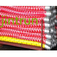Quality 100 Bar Weaving Concrete Rubber Hose 25000-35000 CBM Conveying Capacity for sale