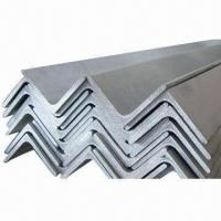 Wholesale 201/304/316/316L/410/430 Stainless Steel Angle Bars, Customized Drawings and Samples are Accepted from china suppliers