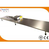 Wholesale 1200mm Aluminium PCB Depaneling Machine Cutting 5mm Width Panels from china suppliers