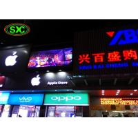 Wholesale Lightweight  Advertising Led Screens , Smd P10 Led Panel Shopping mall from china suppliers