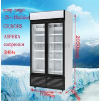Wholesale Customize Commercial Display Freezer For Restaurant / Supermarket from china suppliers