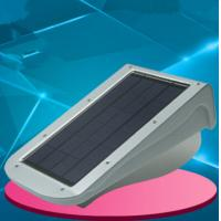 Buy cheap Solar human body induction lamp indoor and outdoor garden wall lamp integrated solar light from wholesalers