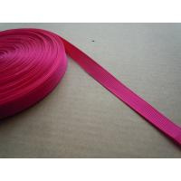 Wholesale Polyester nylon Custom Color Shiny Elastic Binding Tape , Elastic bra straps from china suppliers