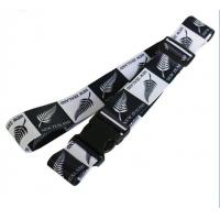 Wholesale Custom Logo Printing Suitcase Belt Strap With TSA Digital Locks from china suppliers