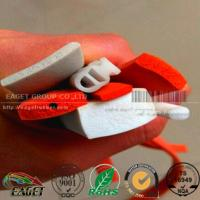 Wholesale RED/ORANGE closed cell medium density silicone sponge cord from china suppliers