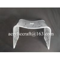 Wholesale Custom Color Printing Acrylic Furniture, Transparent Dining Chair from china suppliers