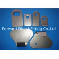 Wholesale Aluminum / Galvanized Steel Metal Casting Products Sheet Metal Stamping Parts from china suppliers