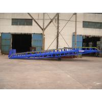 Wholesale 8000Kg manual mechanical durable Loading Dock Ramp from china suppliers