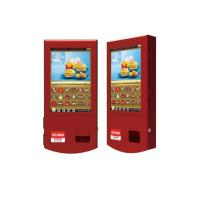 Wholesale Cheap price self service customized 17 inch wall mounted touch screen kiosk from china suppliers
