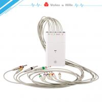 Wholesale Professional 12 Lead IPad / IPod ECG / EKG Machine Clinic Bluetooth ECG Device from china suppliers