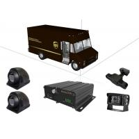 Wholesale 4 Channel HD MDVR  For Realtime Remote Monitor ,  Mobile DVR Recorder from china suppliers