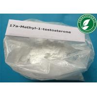 Wholesale Raw Steroid Powder  M1T 17a- Methyl -1-Testosterone CAS 65-04-3 from china suppliers
