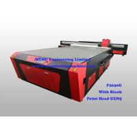 Wholesale High Resolution UV Glass Printing Machine , Digital 3D photo Printer from china suppliers