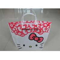 Wholesale Lovely Cute LDPE Handle Gift Packaging Bag Water Proof For Retail Shops from china suppliers