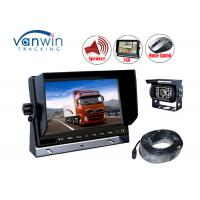 Wholesale Heavy Duty Digital 3 Channel car lcd monitor for AHD cameras , 10.1 Inch from china suppliers